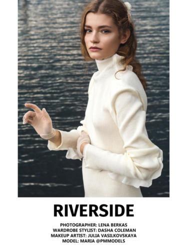 Riverside Cover Story for SHUBA Mag 2018