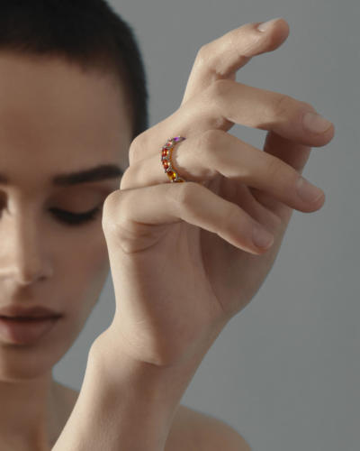 Zarina Jewelry Advertising Campaign Spring 2020