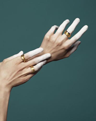Zarina Jewelry Advertising Campaign Spring 2020